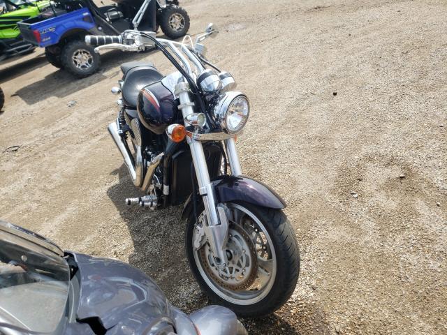 Vehiculos salvage en venta de Copart Pekin, IL: 2003 Kawasaki VN1500 P1