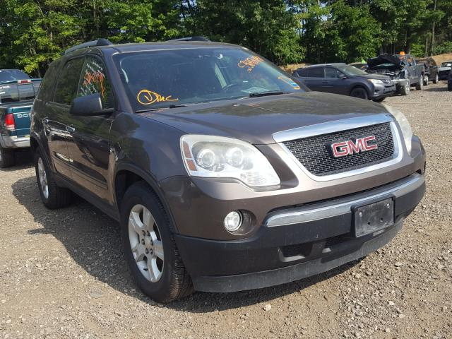 2010 GMC Acadia SLE for sale in Lyman, ME