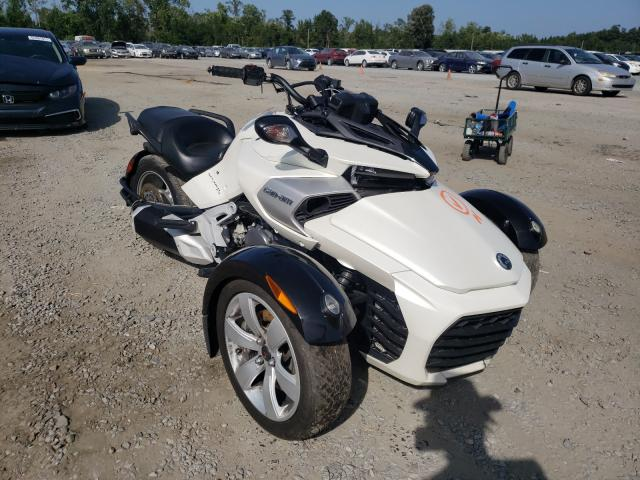 Vehiculos salvage en venta de Copart Lumberton, NC: 2015 Can-Am Spyder ROA
