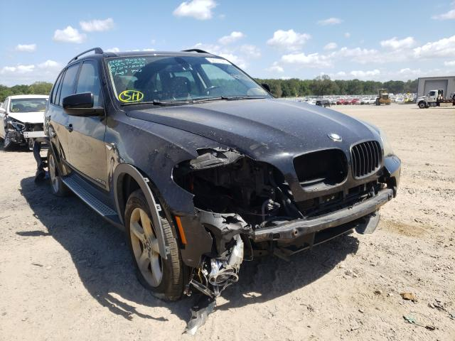 Salvage cars for sale at Conway, AR auction: 2009 BMW X5 XDRIVE3