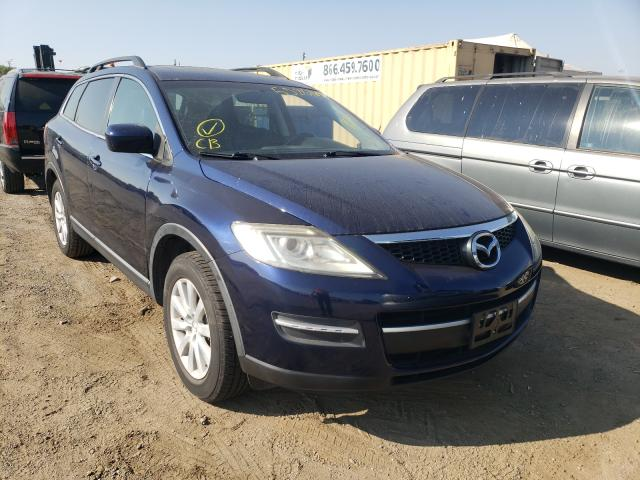 Salvage cars for sale from Copart San Martin, CA: 2007 Mazda CX-9