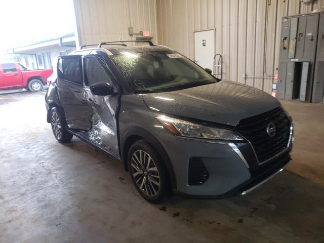 Vehiculos salvage en venta de Copart Austell, GA: 2021 Nissan Kicks SV