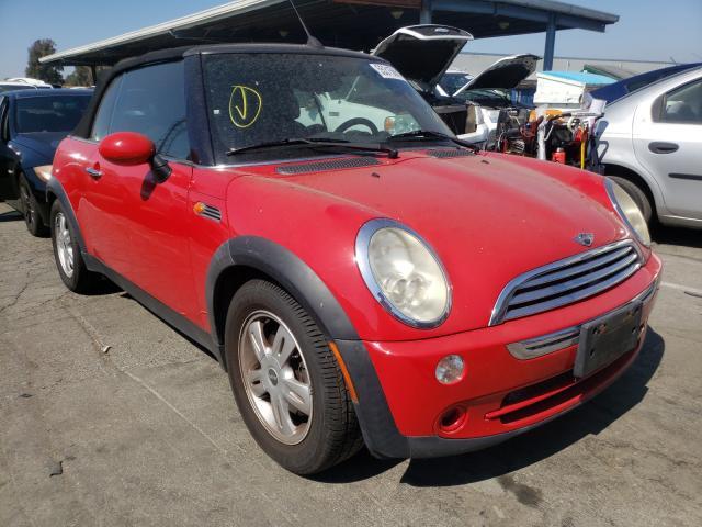 Mini Cooper salvage cars for sale: 2005 Mini Cooper