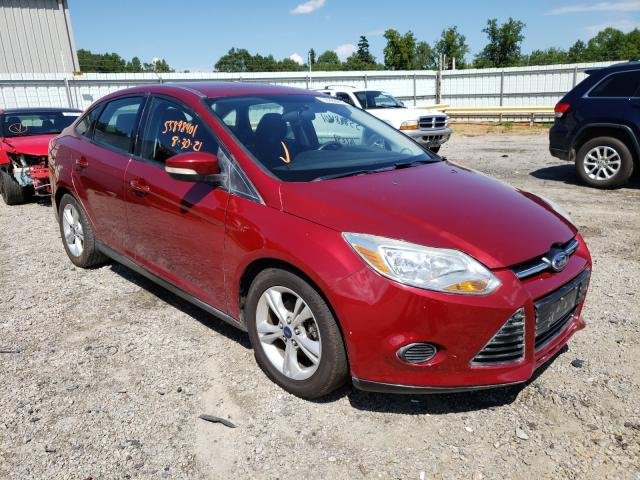 Salvage cars for sale from Copart Chatham, VA: 2014 Ford Focus SE