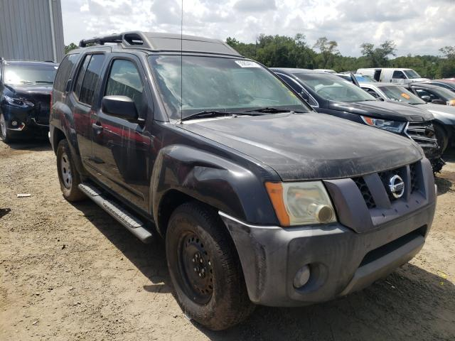 Salvage cars for sale from Copart Jacksonville, FL: 2008 Nissan Xterra OFF