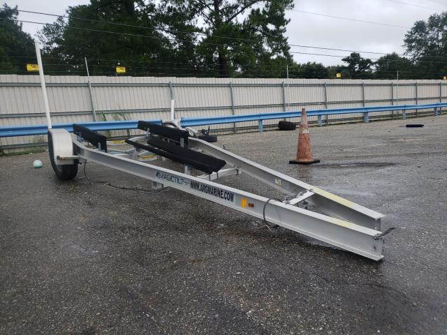 Salvage boats for sale at Eight Mile, AL auction: 2018 Boat Trailer