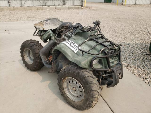 Salvage cars for sale from Copart Farr West, UT: 2004 Suzuki LT-A400 F