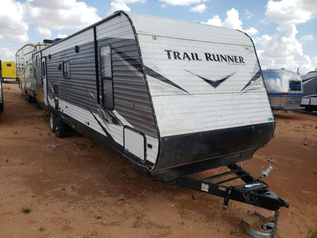 Heartland Trailrunnr salvage cars for sale: 2021 Heartland Trailrunnr