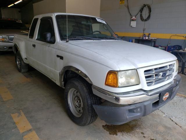 Vehiculos salvage en venta de Copart Mocksville, NC: 2003 Ford Ranger SUP