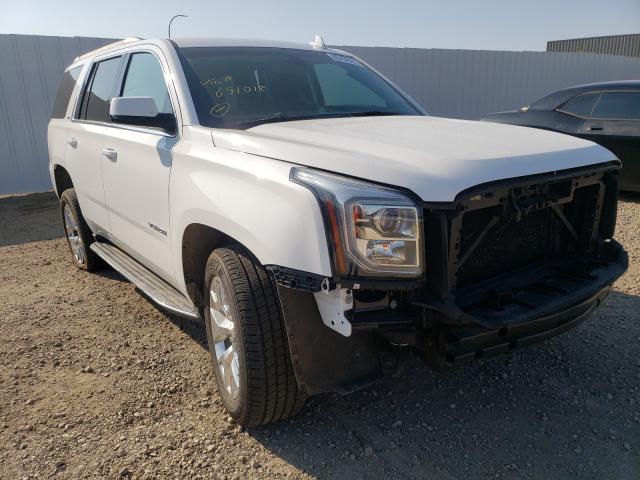 Vehiculos salvage en venta de Copart Bismarck, ND: 2015 GMC Yukon SLE