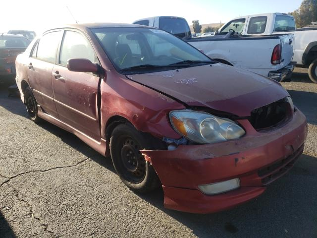 Vehiculos salvage en venta de Copart Martinez, CA: 2003 Toyota Corolla