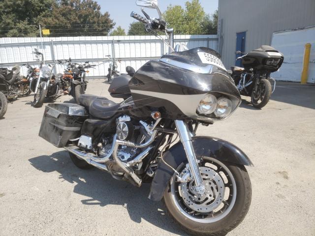 Harley-Davidson salvage cars for sale: 2005 Harley-Davidson Fltri