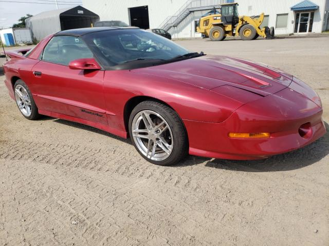 Salvage cars for sale at Montreal Est, QC auction: 1995 Pontiac Firebird F