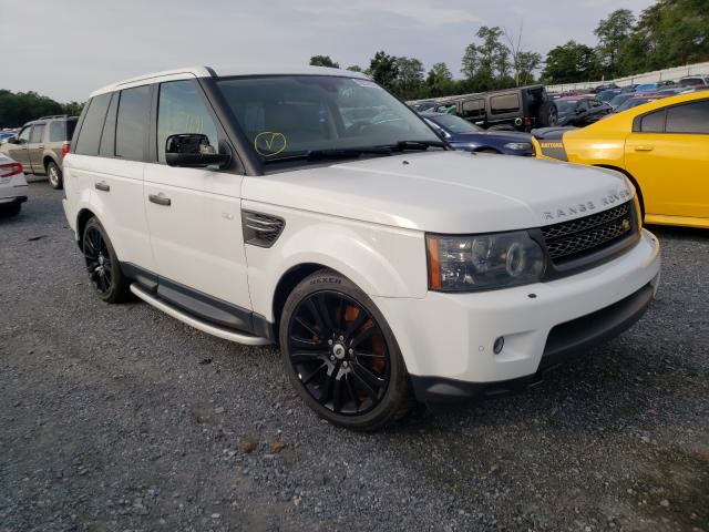 Salvage cars for sale from Copart Grantville, PA: 2011 Land Rover Range Rover