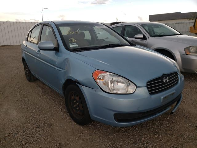 Vehiculos salvage en venta de Copart Bismarck, ND: 2011 Hyundai Accent GLS