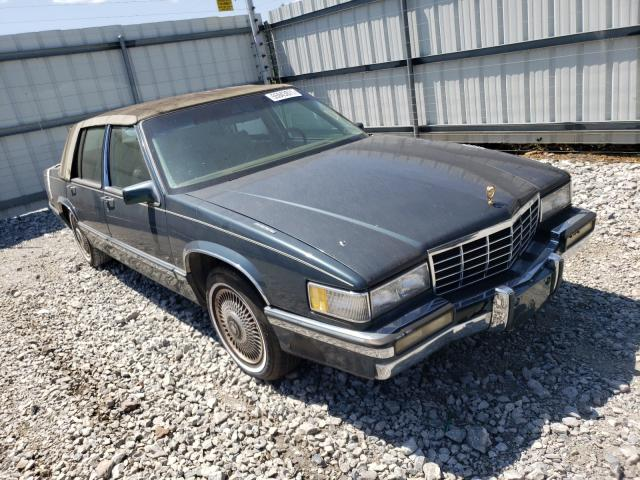 Cadillac salvage cars for sale: 1993 Cadillac Deville