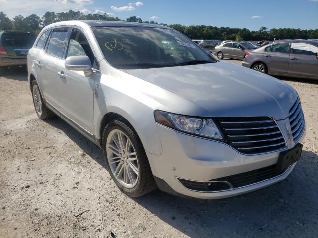 Lincoln MKT salvage cars for sale: 2019 Lincoln MKT