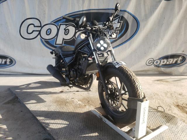 Honda salvage cars for sale: 2021 Honda CMX300