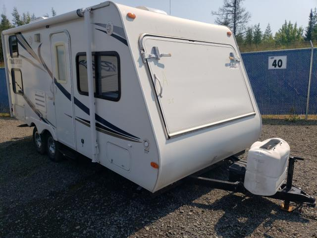 Salvage cars for sale from Copart Moncton, NB: 2011 Trail King R Vision