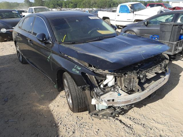 Salvage cars for sale at Conway, AR auction: 2018 Honda Accord EX