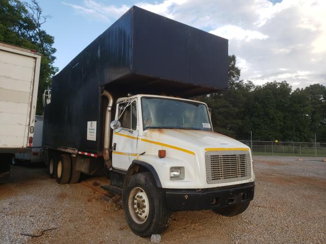 Freightliner salvage cars for sale: 2001 Freightliner Medium CON