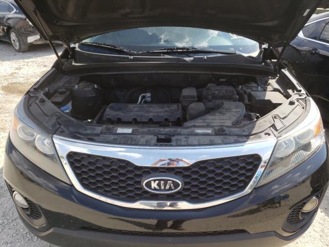 2011 KIA SORENTO EX 5XYKU4A15BG133877