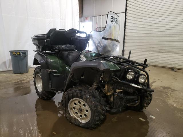 Salvage cars for sale from Copart Central Square, NY: 2002 Suzuki LTF500 F