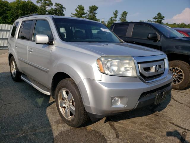 Vehiculos salvage en venta de Copart Exeter, RI: 2011 Honda Pilot EXL