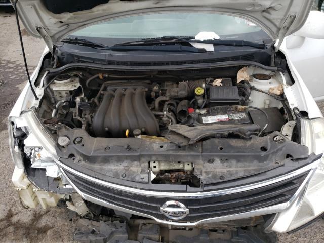 2012 NISSAN VERSA S 3N1BC1CP6CK299394