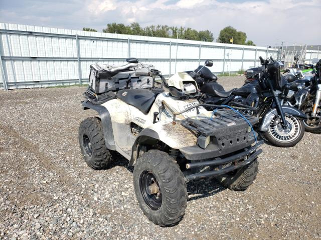 Salvage cars for sale from Copart Billings, MT: 2001 Polaris Sportsman
