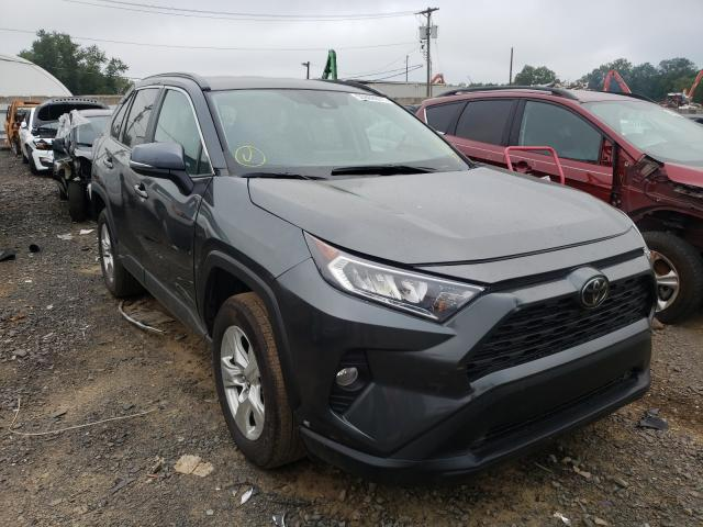 Salvage cars for sale from Copart Hillsborough, NJ: 2021 Toyota Rav4 XLE