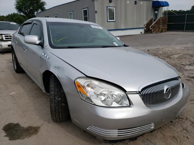 Buick Lucerne salvage cars for sale: 2009 Buick Lucerne