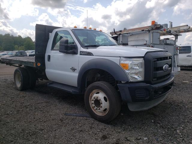 Salvage cars for sale from Copart Columbia Station, OH: 2011 Ford F450 Super