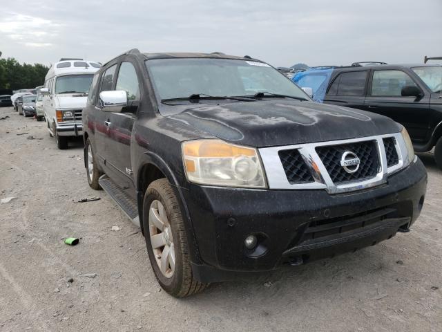 Nissan Armada salvage cars for sale: 2008 Nissan Armada