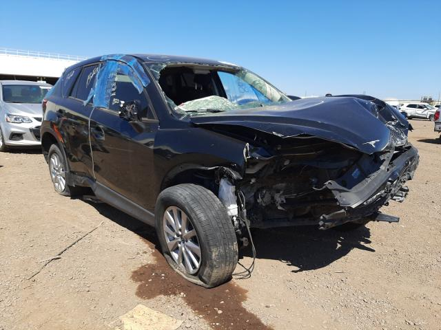 Salvage cars for sale from Copart Phoenix, AZ: 2015 Mazda CX-5 Touring