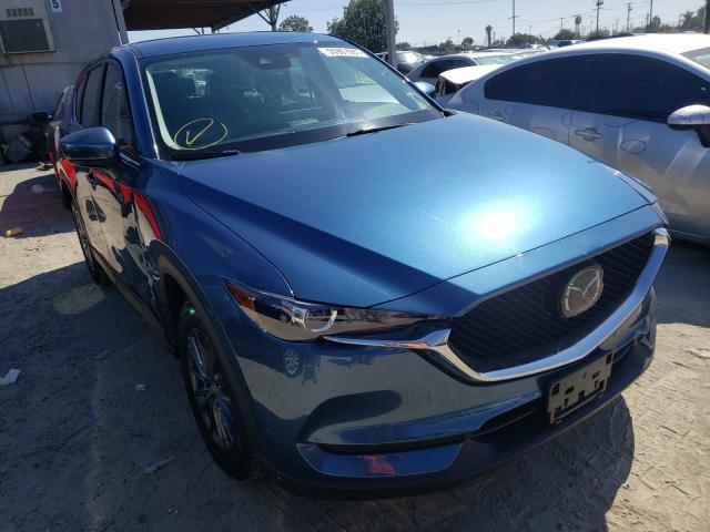 Mazda Vehiculos salvage en venta: 2021 Mazda CX-5 Sport