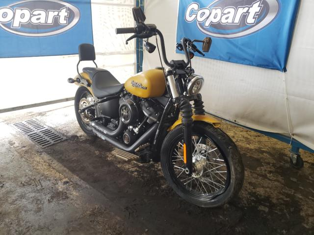 Salvage cars for sale from Copart Fort Wayne, IN: 2019 Harley-Davidson Fxbb