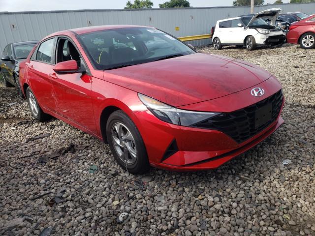 Vehiculos salvage en venta de Copart Cudahy, WI: 2021 Hyundai Elantra SE