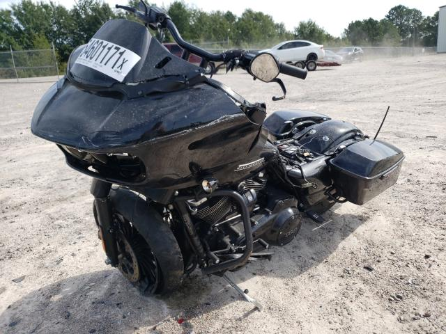 Salvage cars for sale from Copart Gaston, SC: 2019 Harley-Davidson Fltrxs