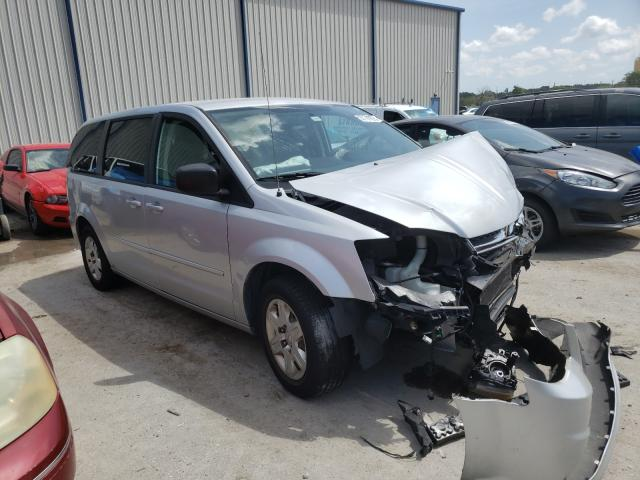 Vehiculos salvage en venta de Copart Apopka, FL: 2012 Dodge Grand Caravan