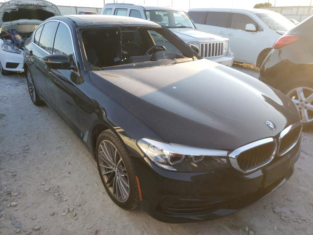 Salvage cars for sale from Copart Haslet, TX: 2020 BMW 530 I