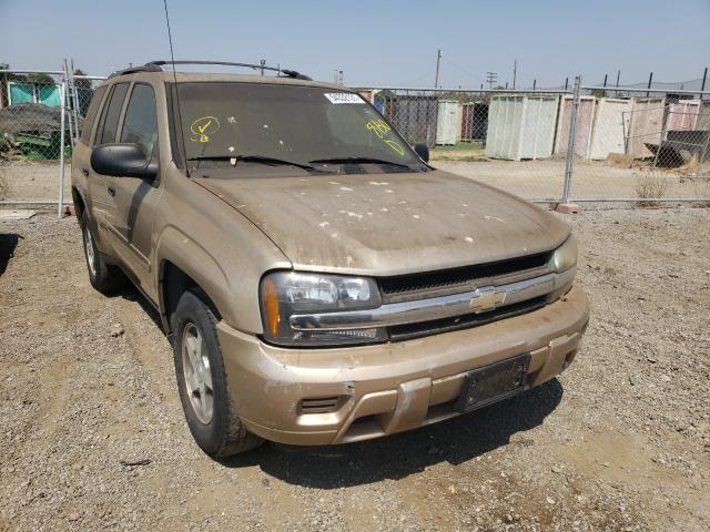 Salvage cars for sale from Copart San Martin, CA: 2006 Chevrolet Trailblazer