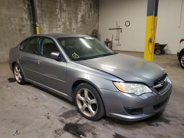 Vehiculos salvage en venta de Copart Chalfont, PA: 2008 Subaru Legacy