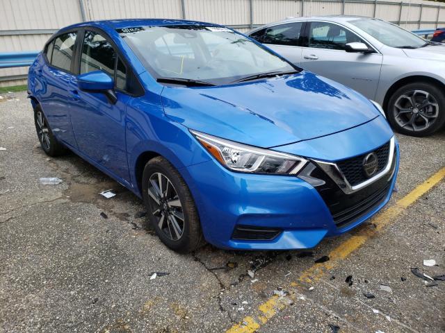 Vehiculos salvage en venta de Copart Eight Mile, AL: 2021 Nissan Versa SV