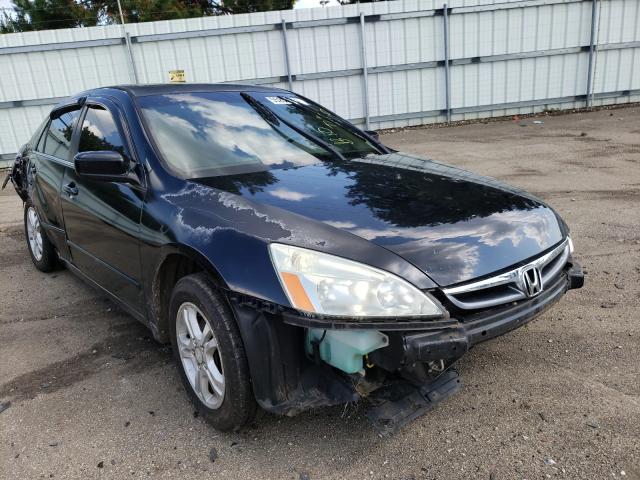 Vehiculos salvage en venta de Copart Moraine, OH: 2006 Honda Accord EX