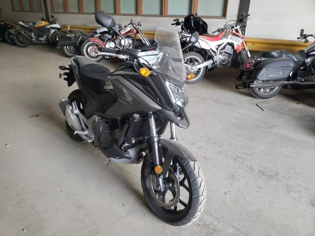 Salvage cars for sale from Copart Graham, WA: 2020 Honda NC750 X