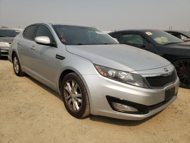 KIA salvage cars for sale: 2013 KIA Optima EX