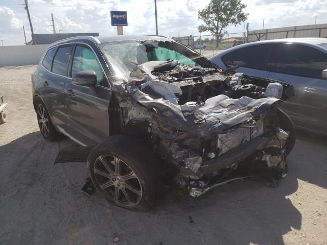 2021 Volvo XC60 T5 IN en venta en Temple, TX