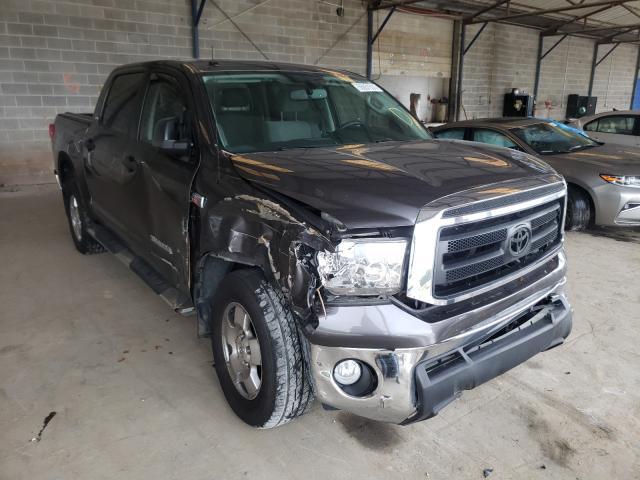 Vehiculos salvage en venta de Copart Cartersville, GA: 2013 Toyota Tundra CRE