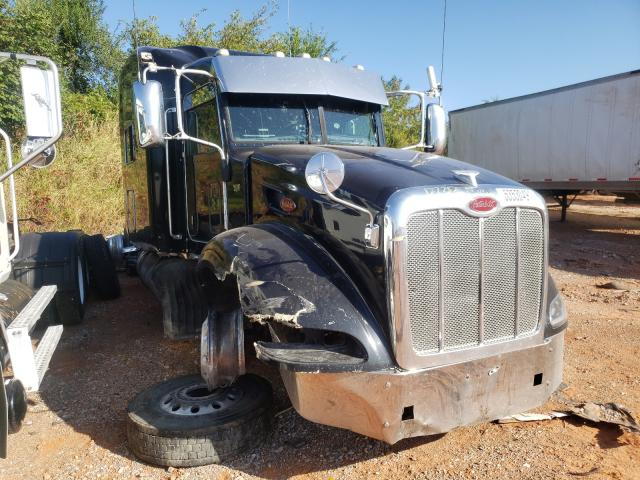 Salvage cars for sale from Copart Oklahoma City, OK: 2012 Peterbilt 386